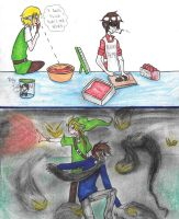 Day 21-22- Cooking/Baking + In battle side-by-side by HellishGayliath