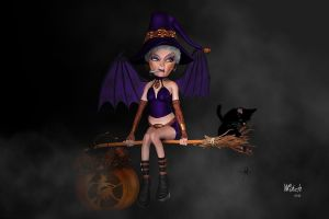 Witch by Dani3D