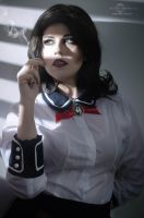 Elizabeth cosplay 1 by Nebulaluben