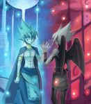 Astral and Barian by kolilop