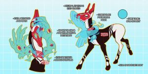Demon Adopt [ CLOSED| AUCTION ] by ParadiseFever