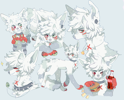 sketchpage commission by wqlf