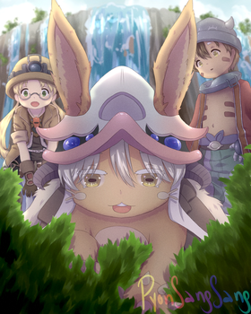 Made in Abyss by PyonSangSang