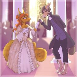 Can i have this dance by NovaBerry