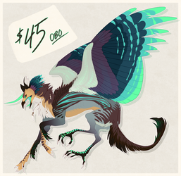 [OPEN] Mythical Adopt (Flat Sale | OBO) by caosgii