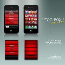 The Toolbox HD iPhone 4 by cypher7