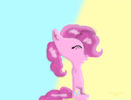Pinkie Pie by FluttershyAdorable