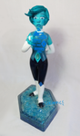 Turquoise Sculpture by cochepic