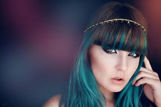 Cleopatra by onebeautifulwitch