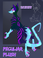 Peculiar Plush [CLOSED] by badC4T