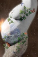 Mother Earth V 2 by BrenCain
