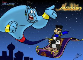 HAMR: Aladdin by Slasher12