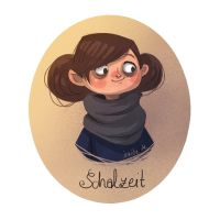 scarftime :) by Iraville