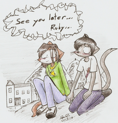 See You Later by Mister-Saturn