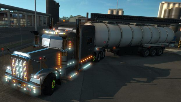 ETS 2 - Peterbilt 389 - 4 by HappyLuy