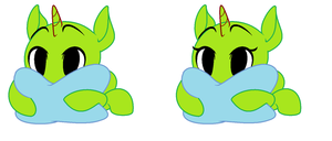 Filly Pillow Base by Sori-Adopts-n-Bases