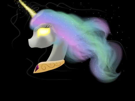 The Element of Celestia by My-Brony-Side