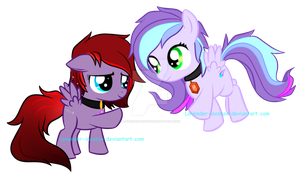 MLP FIM OCs: Fillies at Play~ by Lavender-Incense