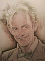 1931 Realistic Emmett Brown by Shinjuchan