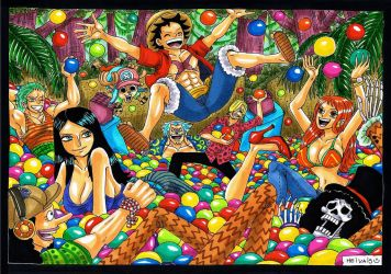 Ball Pit by heivais