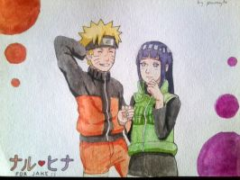 naruhina for a friend by PumyteH