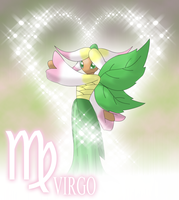 Virgo by cobaltdragon