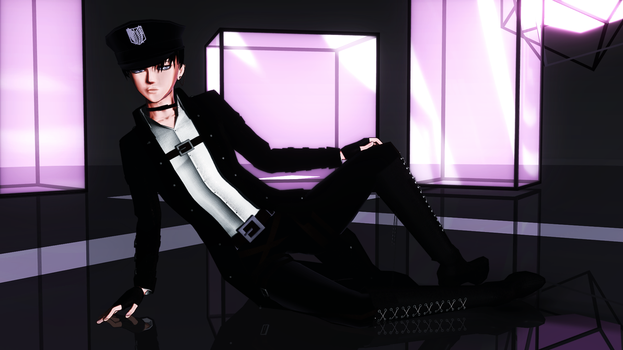 Levi - Fever by Chii-Chan666