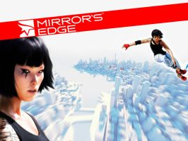 Mirror's Edge Wallpaper by Yago31