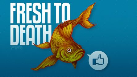 Fish To Death by paperbeatsscissors