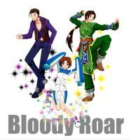bloody roar! by mievol3333