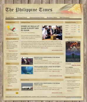 The Philippine Times by QuatricaL