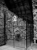 Bishop Castle 13 - Cage by zombieguy