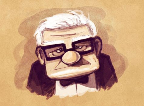 Day 6: An old person by keeru
