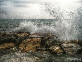 Angry Sea by Ragnarokkr79