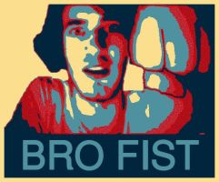 BRO FIST by BXTREME814