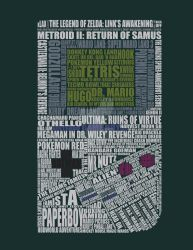 Gameboy... Word by M-Watts-Art