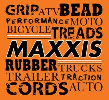 Maxxis T-Shirt Design 5 by rsholtis