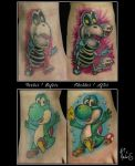Supermario Coverup by Anderstattoo