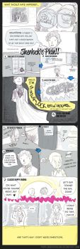 Ugly comics - BBC Sherlock by purpleandsparkling