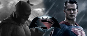 Batman V. Superman Banner by Tedzey71