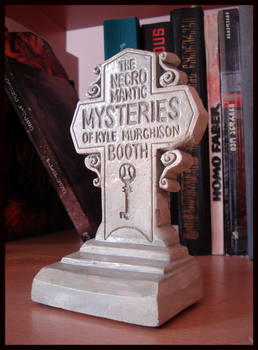 Mysterie Bookend by DarkMark1991
