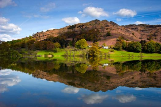 Loughrigg II by scotto