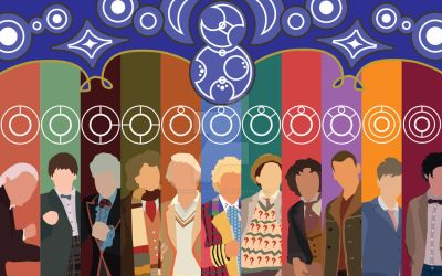 Doctor Who by PluivantLaChance