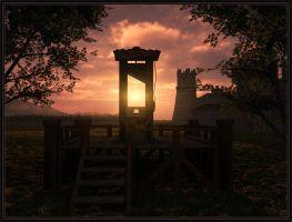 The Guillotine by 00AngelicDevil00