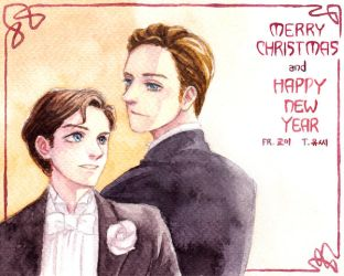 cherik card by kasumivy