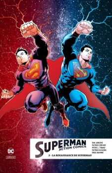 ACTION COMICS Tome 3 by DCTrad