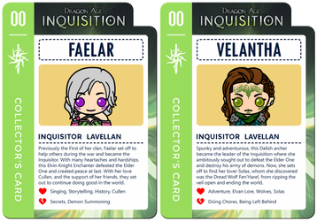 DAI Trading Cards by zoro4me3