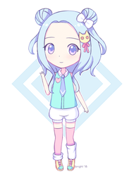 pastel girl by rce-ordinary