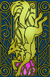Wolf by Writer-Colorer