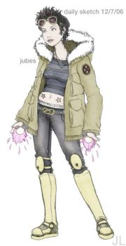 Old Work - Jubilee Redesign by huxtable